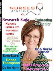 nurses magazine