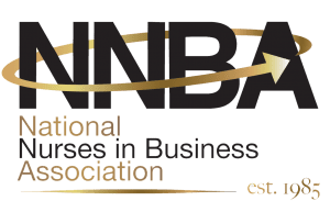 national nurses in business association badge