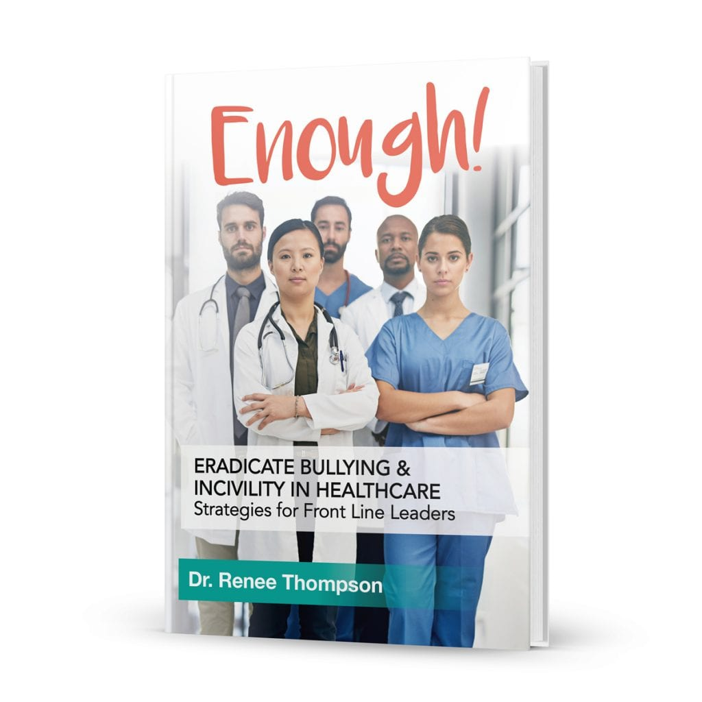 best book on bullying in healthcare