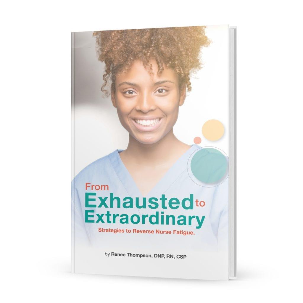 book on nursing burnout