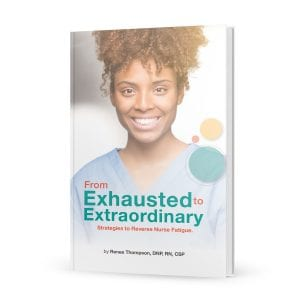 book on nursing burnout