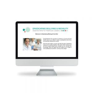 healthcare leadership training