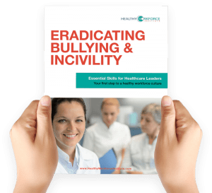 eradicating bullying and incivility brochure