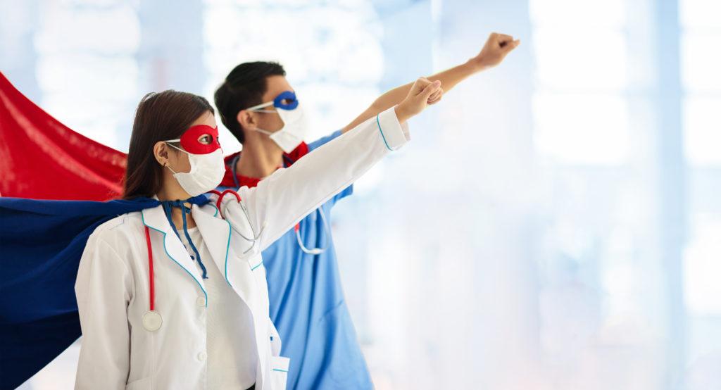 nurse hero