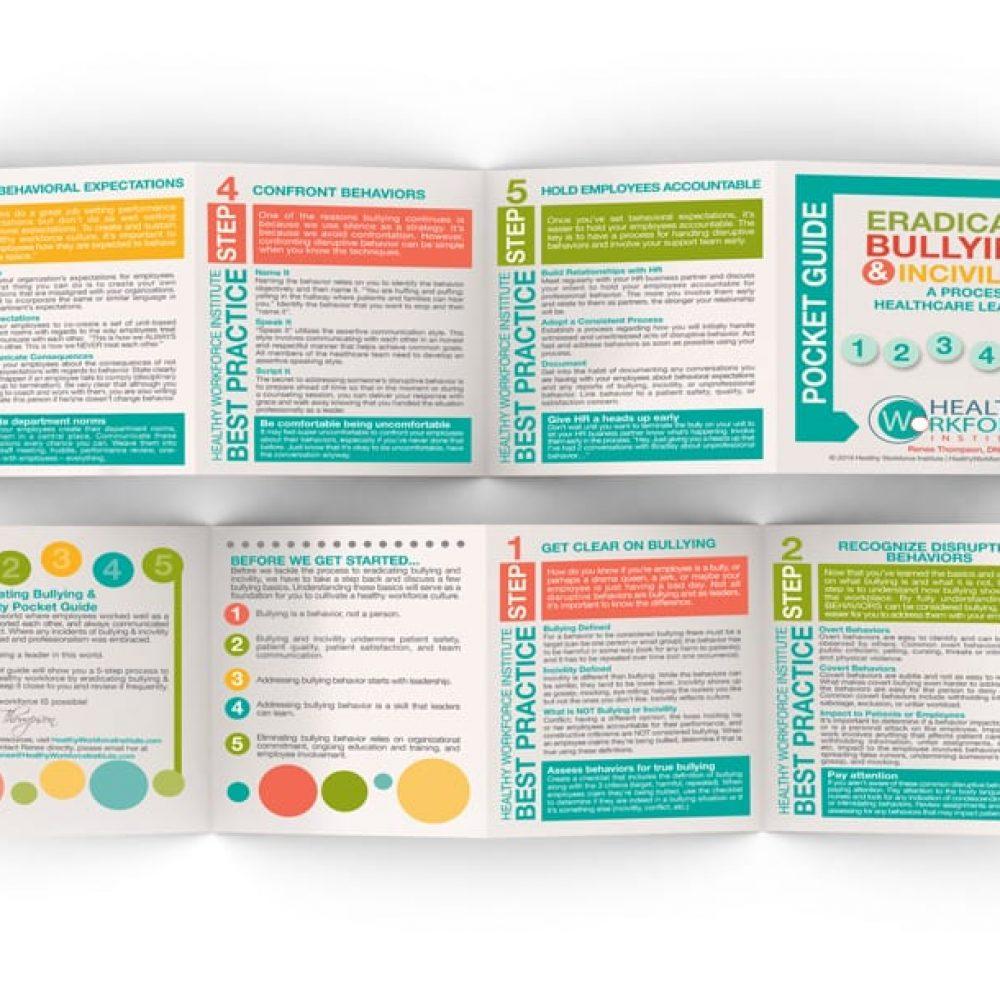 Nursing Leadership Qualities and Behavior pocket guide